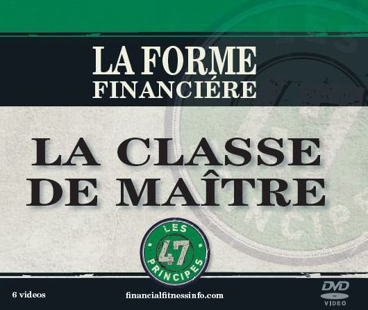 Financial Fitness Master Class (French Version)