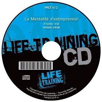 La mentalité d'entrepreneur par Frantz Val - Version créole