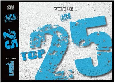 Top 25 CD Pack (French)