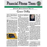 Financial Fitness Testimonials Book