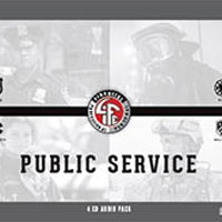 Public Service Pack (4 Audios) - Chris Swanson