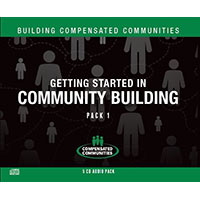 Building Compensated Communities - Pack 1: Getting Started in Community Building