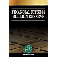Financial Fitness Bullion Reserve Gold Folder