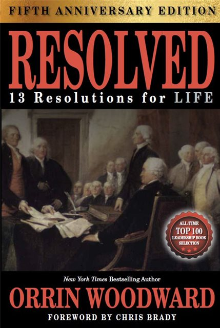 RESOLVED - 5th Anniversary Edition