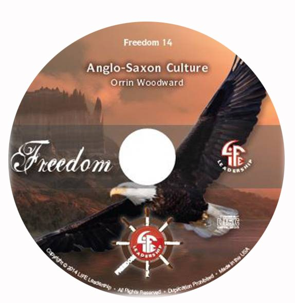 Anglo-Saxon Culture by Orrin Woodward